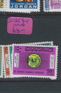 JORDAN   (P3101B)        SG 1259-1261          MNH