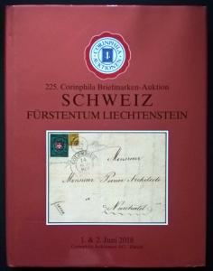 Auction catalogue SCHWEIZ SOLDATENMARKEN Karlheinz Brunner KANTONALMARKEN usw
