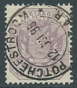 Transvaal, Sc #156, 3d Used