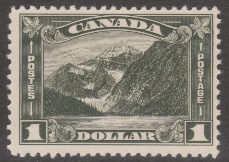 CANADA #177 F-VF OG NH CV $350 BN1073