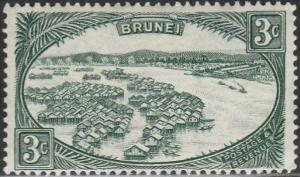 Brunei, #64 MH From 1947-51