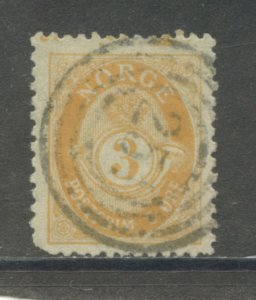 Norway 49a  Used cgs