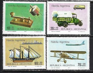 ARGENTINA B69-72 MOG Z090