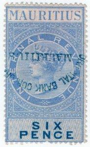 (I.B) Mauritius Revenue : Internal Revenue 6d