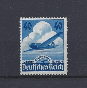 Germany, 469, Lufthansa - 10th Anniv. Single, **MNH** (LL)