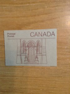 Canada BK88a complete booklet