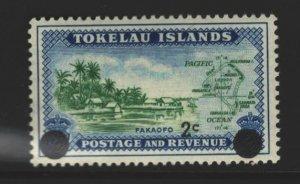 Tokelau Islands Sc#10 MNH
