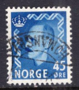 Norway 313 Used VF