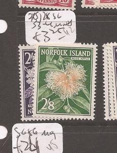 Norfolk Island SG 53-4 MNH (4dbb)