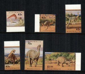 Australia 1342 - 1347  MNH cat $ 7.20