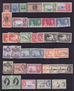 Cayman Is a small collection KGV to QE2
