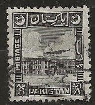 Pakistan ||| Scott # 52 - Used
