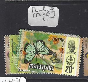 MALAYA PERAK    (P1409B)   BUTTERFLY  SG  172-08   MOG