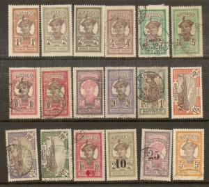 Martinique 1908-1924 Mint & Used Collection (36v)