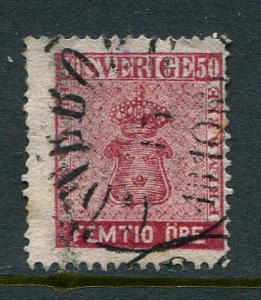 Sweden #12 Used