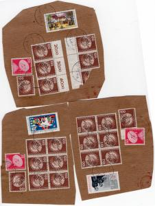Germany 1975 Sc#1179 Coal excavator 19 Stamps Fine Used