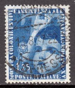 Italy - Scott #373 - Used - SCV $17.50