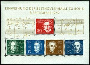 GERMANY 804  Mint (ID # 56541)- L