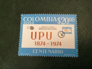 Colombia C598 VF NH