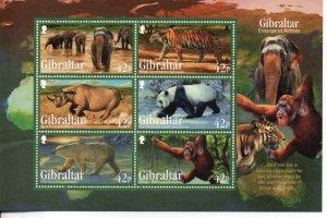 Gibraltar 1289a MNH