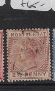 Montserrat SG 9 VFU (3dte)