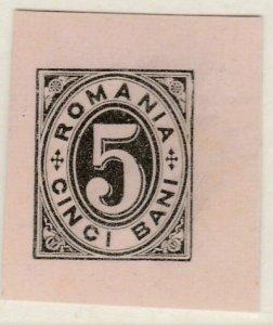 Romania Rumänien Roumanie Rumania Postal Stationery Cut Out A14P10F10