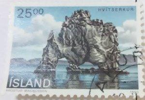 Iceland Scott #717-8