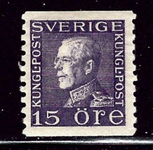 Sweden 167 MH 1922 issue    (ap2625)