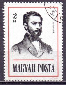 Hungary. 1976. 3140. Poet, writer. USED.