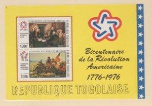 Togo Scott #C273a Stamps - Mint NH Souvenir Sheet