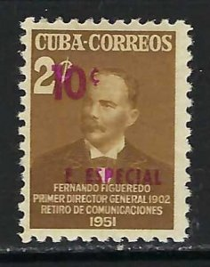 CUBA E15 MOG Q576