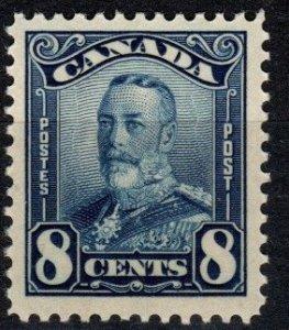 Canada #154 F-VF Unused CV $18.00 (P512)