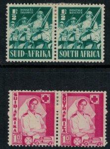 South Africa #81-2  CV $3.50