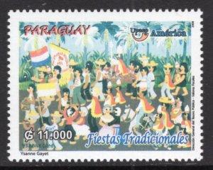 Paraguay 2858 MNH VF
