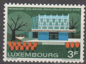 Luxembourg #468 MNH VF (ST1833)