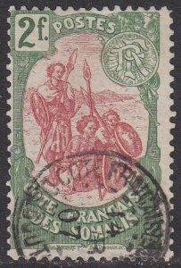 Somali Coast 47 Used CV $32.50