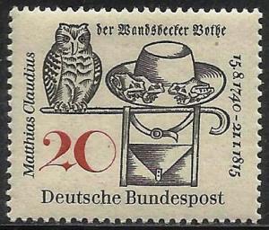 Germany 1965 Scott# 917 MNH