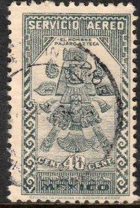 MEXICO C174, 40¢ 1934 Definitive Wmk Gobierno...279 Used. VF. (940)