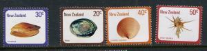 New Zealand #674-7 MNH