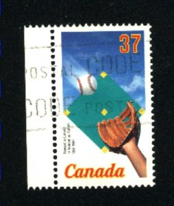 Can #1221   -2   used VF 1988 PD