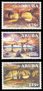 Aruba 2009 Scott #344-346 Mint Never Hinged
