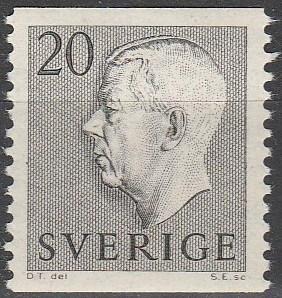 Sweden #506 F-VF Unused  (V155)