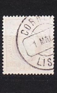 PORTUGAL [1870] MiNr 0041 yC ( O/used ) [01]