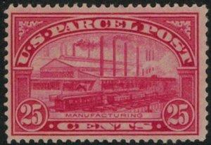 MALACK Q9 F/VF OG NH, nice stamp ww1987