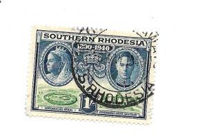 Southern Rhodesia 1940 - Scott #63