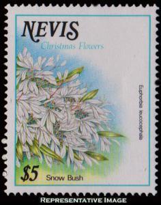 Nevis Scott 579 Mint never hinged.