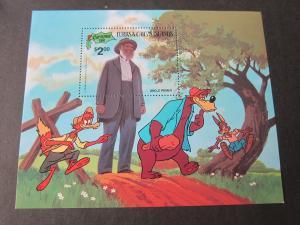 Turks & Caicos Island Disney 1981 Sc 505 MNH