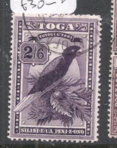 Tonga Bird SG 52 VFU (2dke)