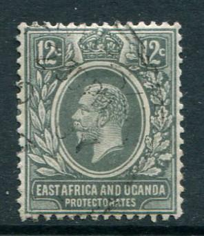 East Africa #44 Used - Penny Auction
