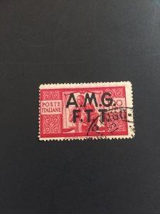 *AMG ISSUES (Trieste) #14u